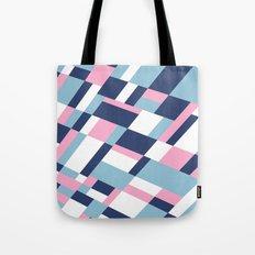 Matisse Map Pink Tote Bag