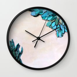 Sayulita Wall Clock