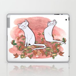 October Cats Laptop & iPad Skin