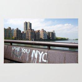 Love You NYC Rug