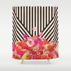 Floraline Shower Curtain
