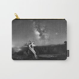 Under Starry Sky At Night Carry-All Pouch