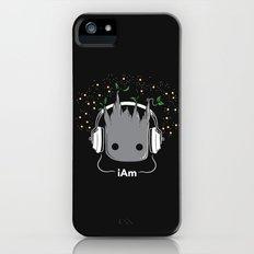 i Am iPhone (5, 5s) Slim Case