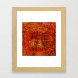 The Grand Fishing Tour 2K15 06b Framed Art Print