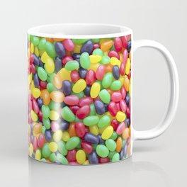 Jelly Bean Candy Photo Pattern Coffee Mug