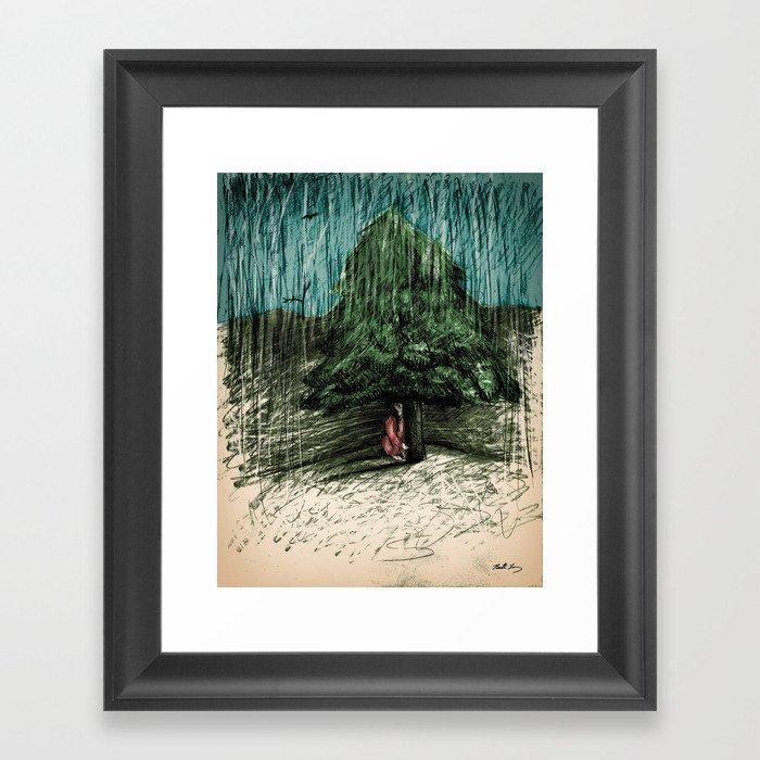 "Meet Tree - From ""Helpers"" Framed Art Print"