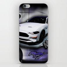 2018 Mustang iPhone & iPod Skin