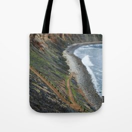 Pathway to the Ocean Tote Bag
