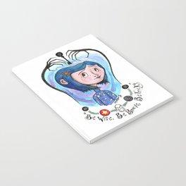 Coraline Jones Notebook