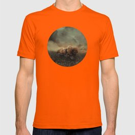 Besetting sin of progress T-shirt