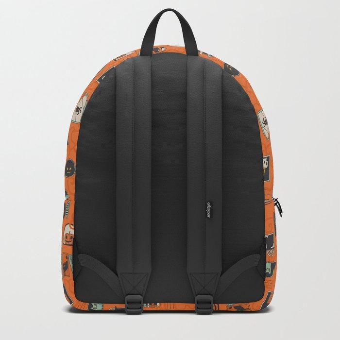Halloween windows Backpack