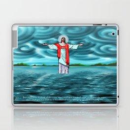 Never Thirst John 4:14 Laptop & iPad Skin