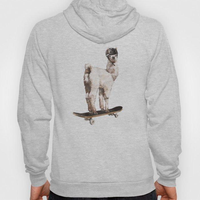 Skate Llama Hoody