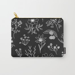 Patagonian Flowers Carry-All Pouch