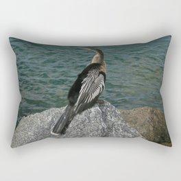 Anhinga DPG160111a Rectangular Pillow