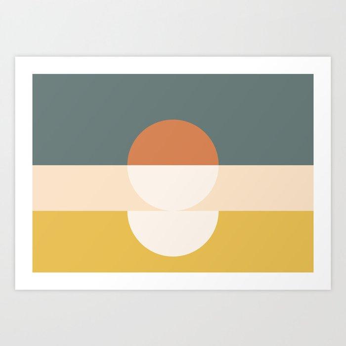 Abstract 02 Art Print