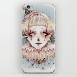 Simple Happiness iPhone Skin