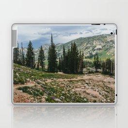 Wasatch Mountains, Utah Laptop & iPad Skin