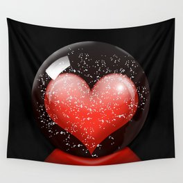 Let it Snow Wall Tapestry