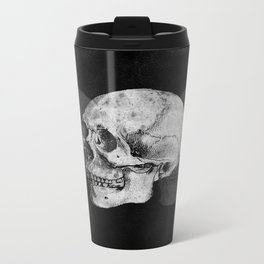 We Left As Skeletons  Metal Travel Mug