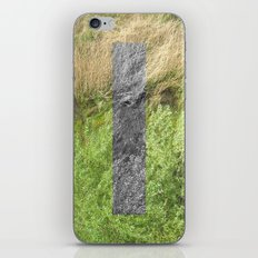 green space. iPhone & iPod Skin