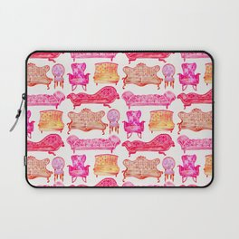Victorian Lounge – Pink Palette Laptop Sleeve