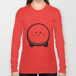 COTTON BALL Long Sleeve T-shirt