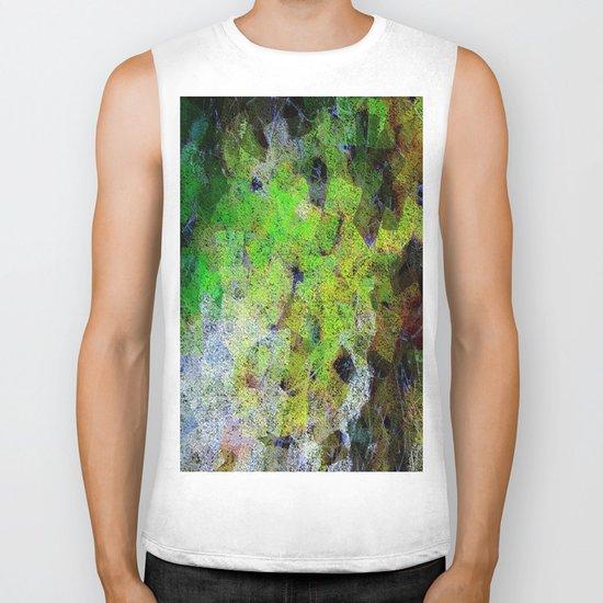 abstract 00 Biker Tank