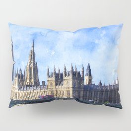 palace-of-westminster-monument1 Pillow Sham