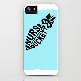 NURSE DUCKETT iPhone Case