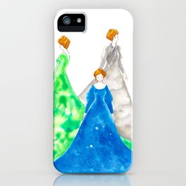 A Chord of Colour iPhone Case