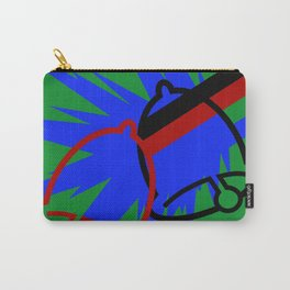 Bells Ringing Carry-All Pouch