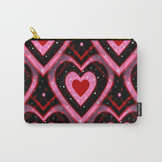 Heavenly Hearts Carry-All Pouch