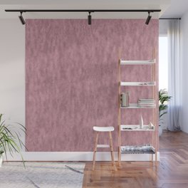 Light Crinkled Blush Foil Wall Mural