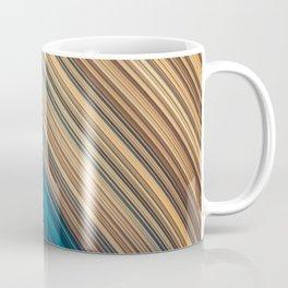 Sun Spot. Abstract Design Coffee Mug