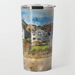 Hyannis Light, Cape Cod Travel Mug