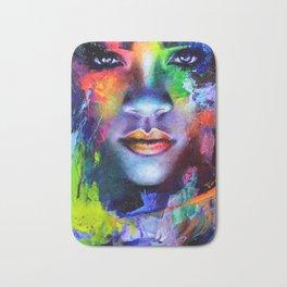 Rihanna Colors Bath Mat