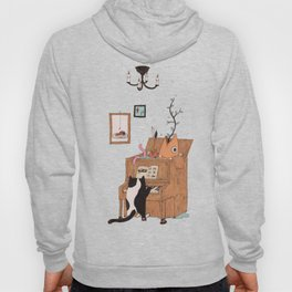 the Pianist Hoody
