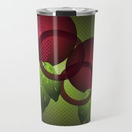 Raspberry with Basil Travel Mug