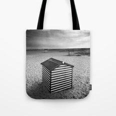Beach Huts, Great Yarmouth Tote Bag
