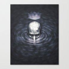 The Tyrant King Canvas Print