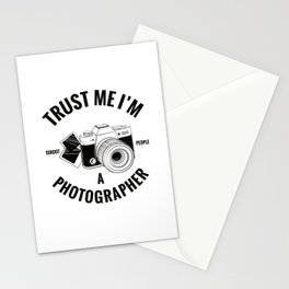 Photographer Gift Stationery Cards