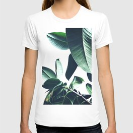 Ficus Elastica #26 #foliage #decor #art #society6 T-shirt