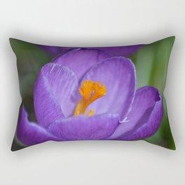 First color of spring Rectangular Pillow