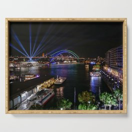 Sydney Harbour Serving Tray