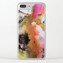 Spring time Faerie Clear iPhone Case