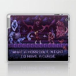 Simon's Vania Castle Quest Laptop & iPad Skin