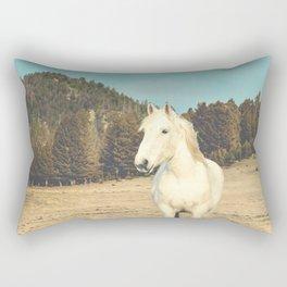 Storms and Light Rectangular Pillow