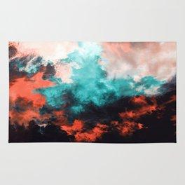 Painted Clouds VII (Phoenix) Rug