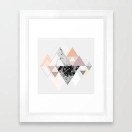 Graphic 110 Framed Art Print
